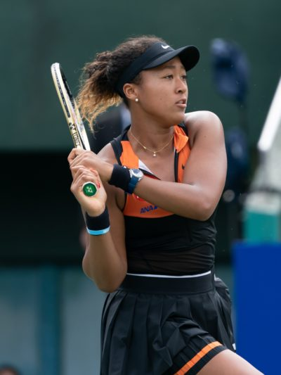 Denise Welch accused Piers Morgan of being a bully over his comments about Naomi Osaka