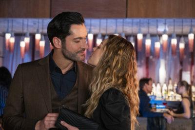 Lucifer and Chloe - Lucifer on Netflix