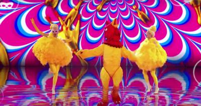 Masked Dancer UK: Chicken dances