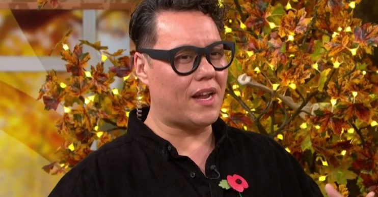 Gok Wan for Strictly or I'm A Celeb