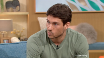 Alison Hammond became emotional while interviewing Joey Essex on This Morning today