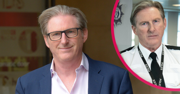ITV: Adrian Dunbar has landed a new job in an ITV crime drama