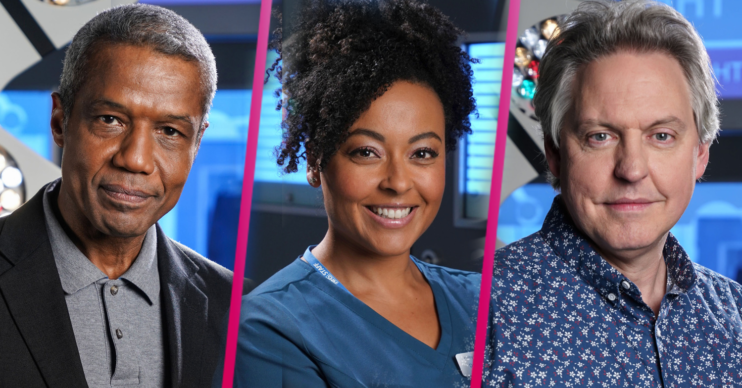 Holby City cancelled: Devastated fans launch online petition in bid to save show