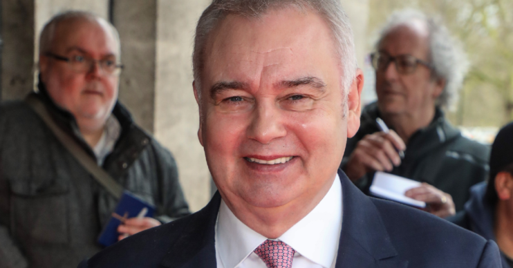 Eamonn Holmes health: Star says he's determined to still get around after chronic pain battle