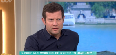 Beverley Turner clashed with Dermot O'Leary
