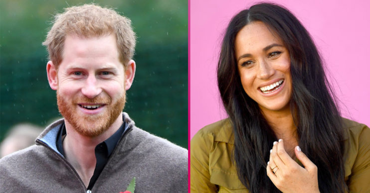 Prince Harry and Meghan Markle baby is here