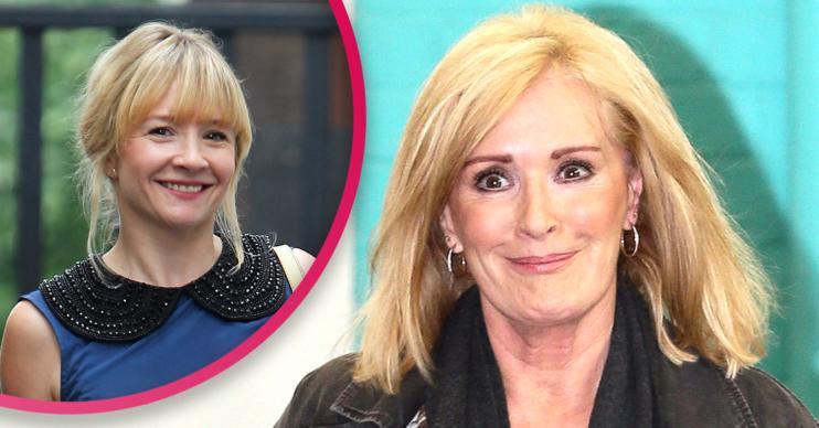 Beverley callard daughter: they look so alike