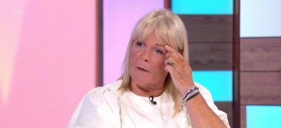linda loose women: star admits mum didn't like pauline quirke