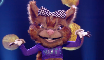 the masked dancer squirrel: Maisie Smith drops huge clue