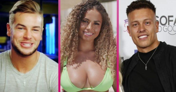 ITV2 love island stars