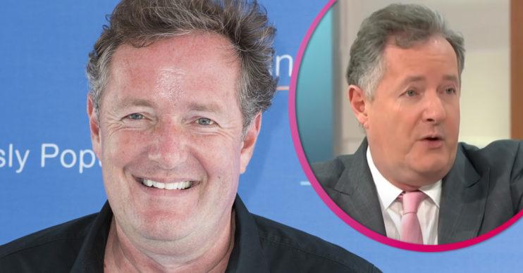 Piers Morgan latest news