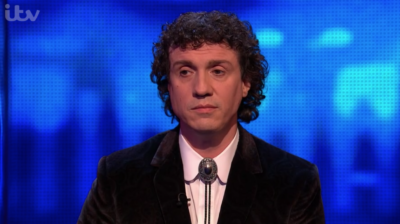 Fans supported The Chase star Darragh and his strong rebuttle