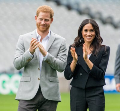 meghan markle boy: sweet nod to Queen expected
