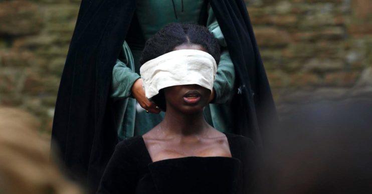anne boleyn Channel 5 beheading