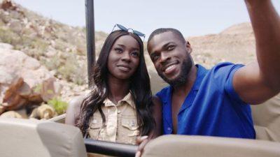 love island Mike Boateng and Priscilla Anyabu