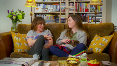 Celebrity Gogglebox 2021: Lorraine Kelly divides opinions