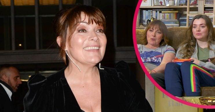 Lorraine Kelly Celebrity Gogglebx viewers