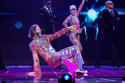 howard Donald masked dancer: gary Barlow says he was robbed