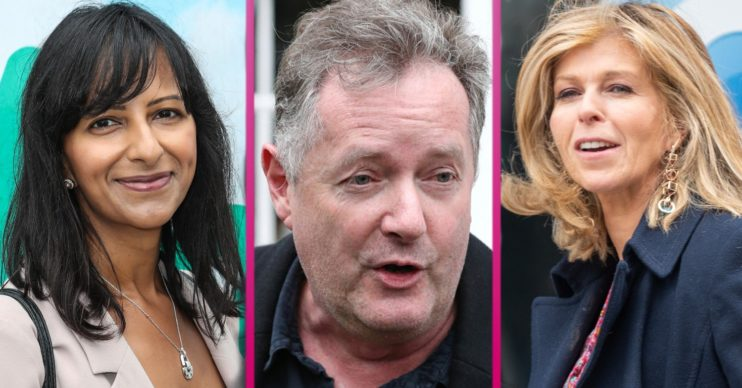 Piers Morgan latest: Susanna to host alongside a woman