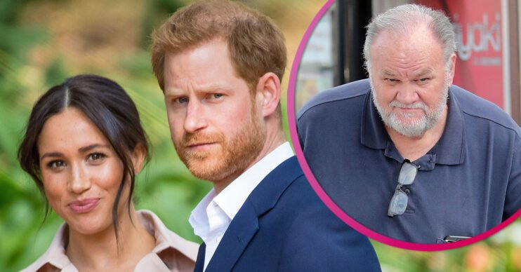 Meghan Markle welcomes baby with Harry