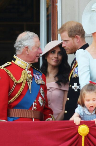 Harry and Meghan welcome baby daughter Lilibet
