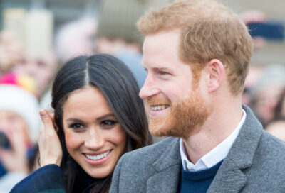 Harry and Meghan baby name
