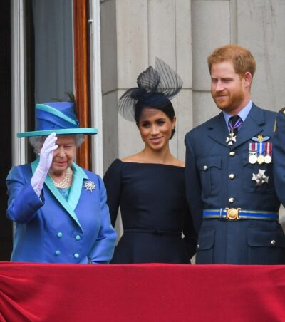 Prince Harry and Meghan name baby Lilibet after the Queen