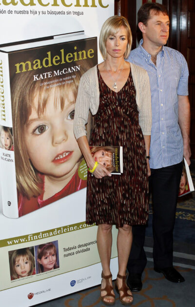 Madeleine McCann news