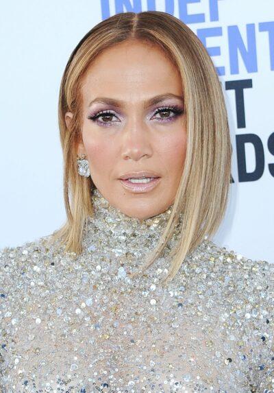 Jennifer Lopez at Critics Choice Awards