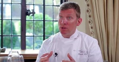 Benoit Blin pastry chef