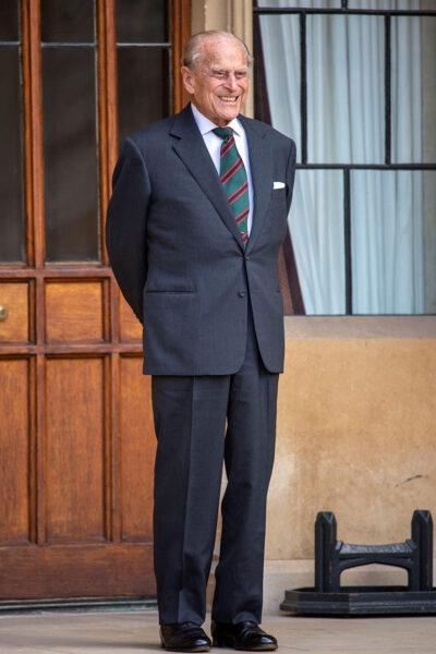 Prince Philip birthday: Duke died in April