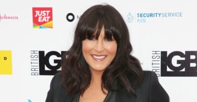 Anna Richardson Naked Attraction presenter on Channel 4