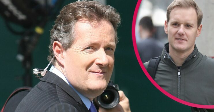Piers Morgan news - he makes dig at Dan Walker after teasing BBC Breakfast job