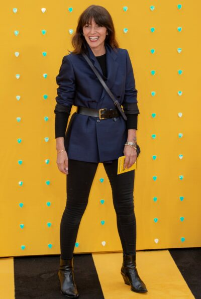 Amanda Holden tells instagram fans she's teaming up with Davina McCall