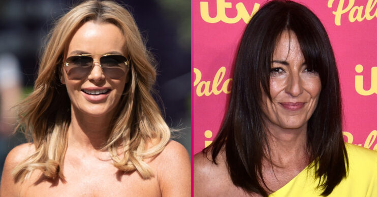 Amanda Holden teases Instagram project with Davina