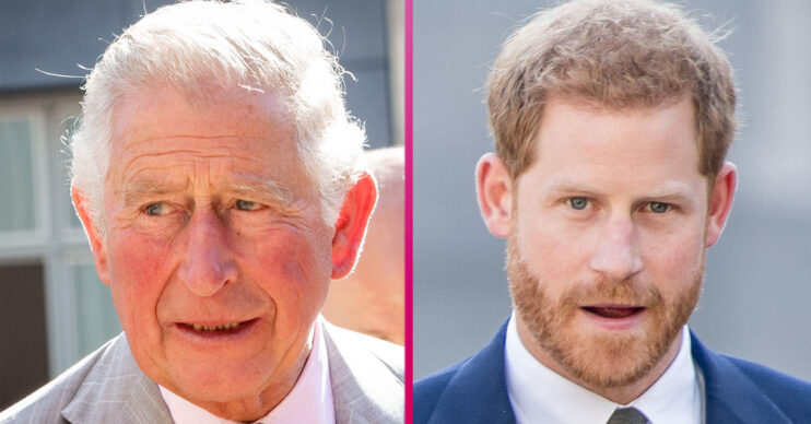 Prince Harry latest: Duke in talks with Charles