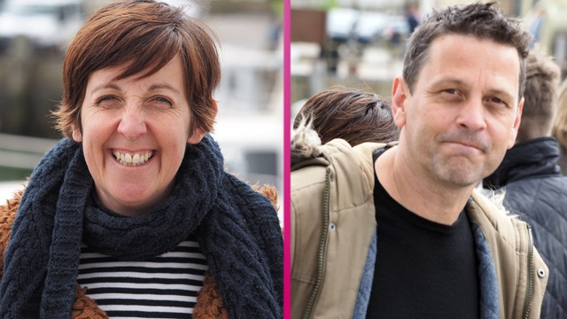 Ian Kershaw & Julie Hesmondhalgh