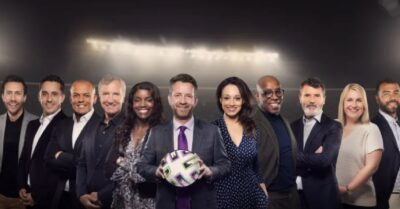 Nadia Nadim UEFA ITV