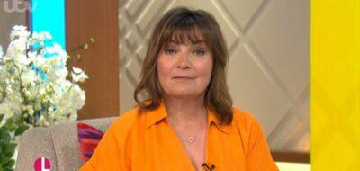 Lorraine Kelly talks about daughter