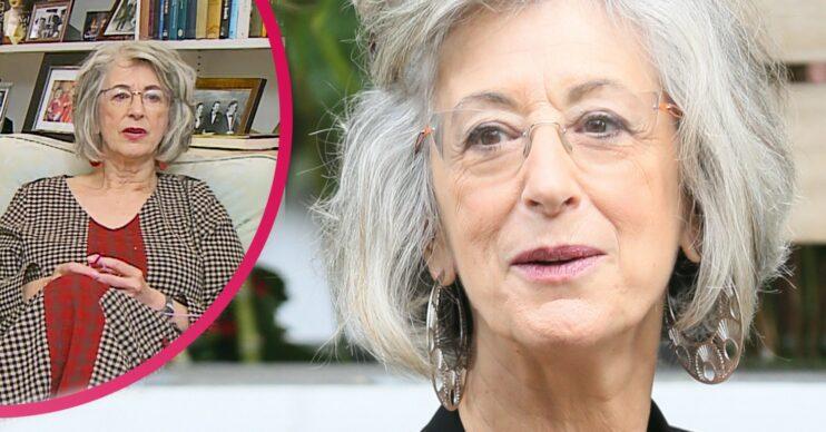 Celebrity Gogglebox 2021: Maureen Lipman on Celebrity Gogglebox