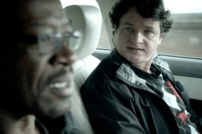 Who plays Jackson Jones in Time?