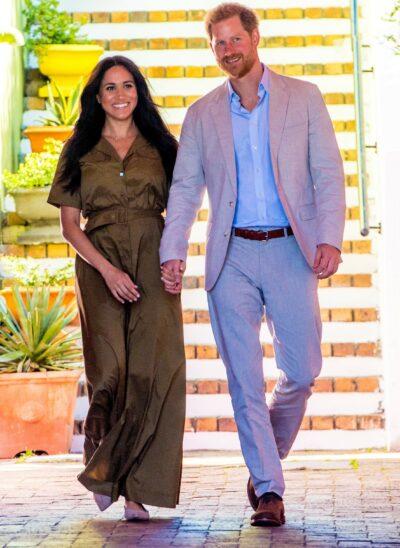 Prince Harry and Meghan Markle latest