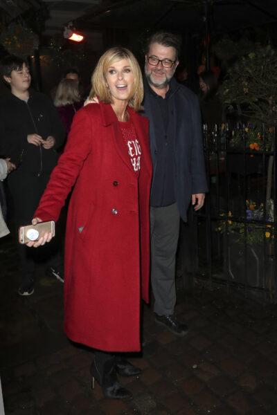 Kate Garraway latest news - stars rushes mum to hospital