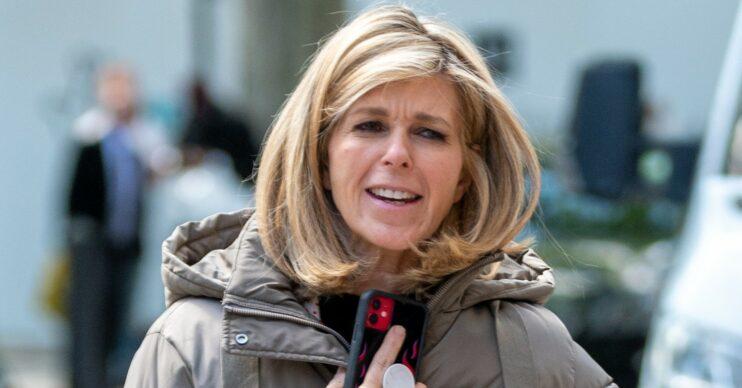 Kate Garraway news - stars rushes mum to hospital