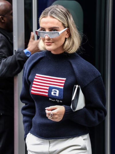 Perrie Edwards of Little Mix shows up growing baby bump in stunning bikini selfie