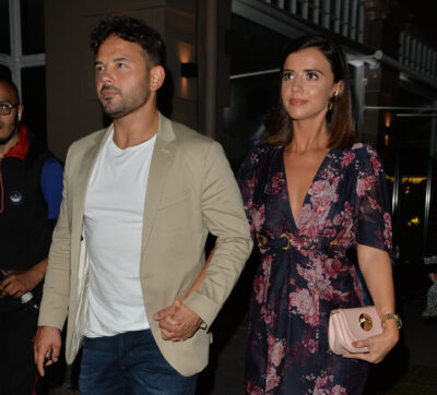 Strictly Come Dancing 2021 rumours - Ryan Thomas and Lucy Mecklenburgh