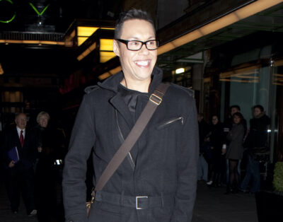 Strictly Come Dancing 2021 rumours - Gok Wan