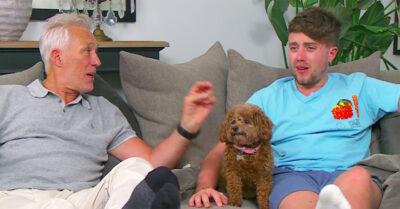 Roman and Martin Kemp on Celebrity Gogglebox