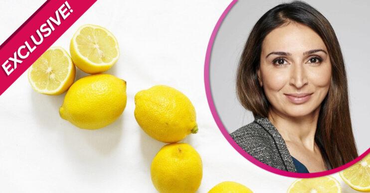 Vagina lemon