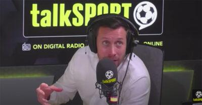 Sam Matterface on talkSport